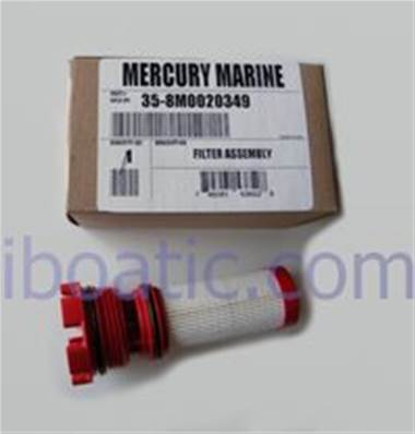 Filtre à essence moteur VERADO MERCURY MARINER OPTIMAX 35-884380T 35-8M0020349 8M0060041