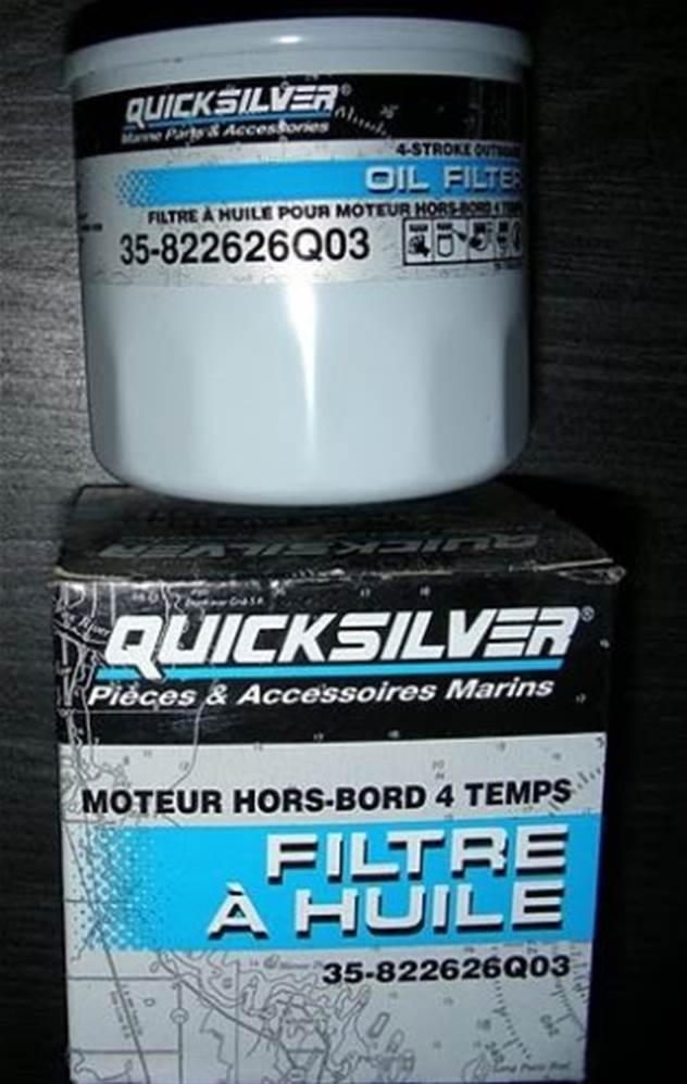 filtre  u00e0 huile moteur hb 4t 9 9 15cv mercury 35