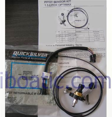 Kit de pression QUICKSILVER MERCRURY MARINER 881879A22